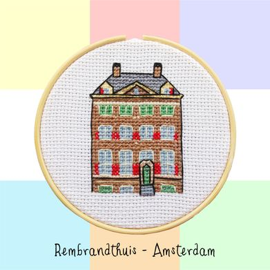 Cover - Rembrandthuis Amsterdam
